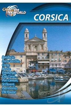 Cities of the World: Corsica, France DVD Cover Art