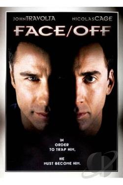 Face/Off DVD Cover Art