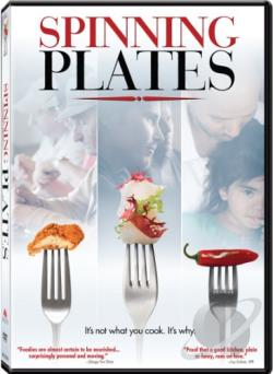 Spinning Plates DVD Cover Art