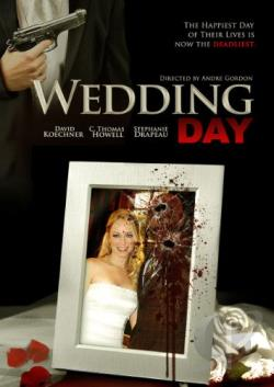 Wedding Day DVD Cover Art