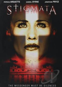 Stigmata DVD Cover Art