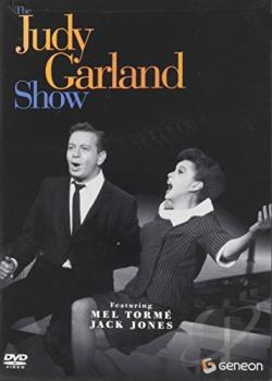 Judy Garland Show - Featuring Mel Torme, Diahann Carroll And Jack Jones DVD Cover Art
