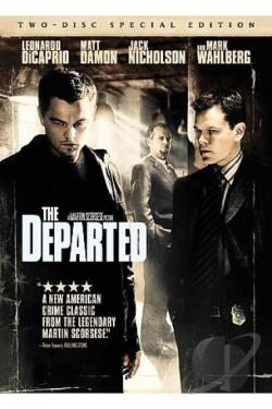 Departed DVD Cover Art