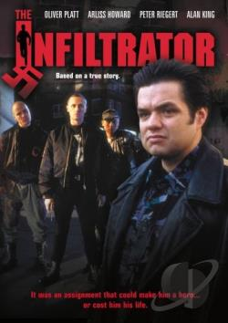 Infiltrator DVD Cover Art