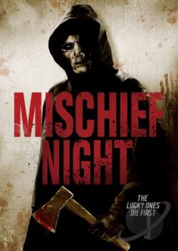 Mischief Night DVD Cover Art