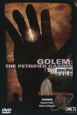 Golem - The Petrified Garden DVD Cover Art