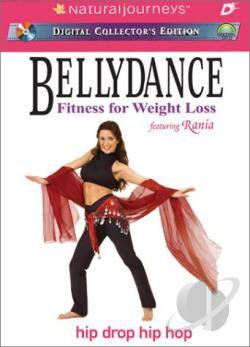 Bellydance Fitness for Weight Loss - Hip Drop, Hip Hop DVD Cover Art