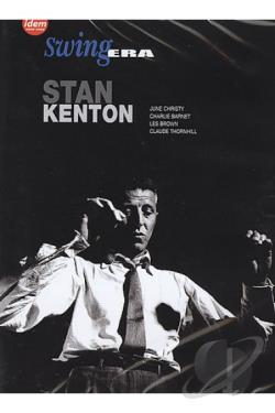 Stan Kenton - Swing Era DVD Cover Art
