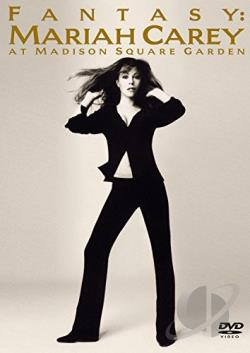 Mariah Carey At Madison Square Garden DVD Cover Art