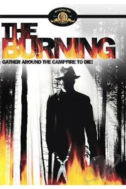 Burning DVD Cover Art