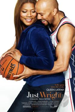 Just Wright DVD Cover Art