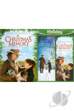 One Christmas/A Christmas Memory DVD Cover Art