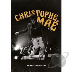 On Trace La Route-Le Live DVD Cover Art