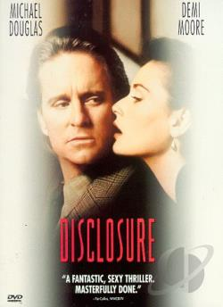 Disclosure DVD Cover Art