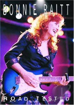 Bonnie Raitt - Road Tested DVD Cover Art