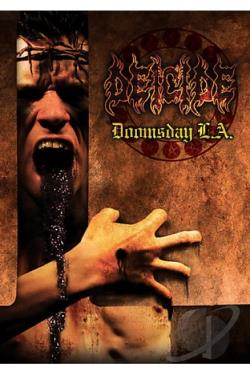Deicide - Doomsday L.A. DVD Cover Art