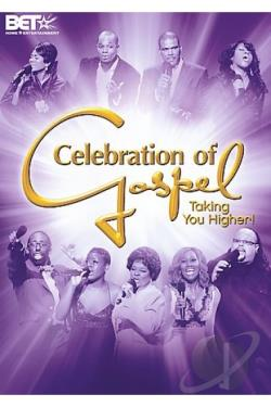 Celebration of Gospel: Taking You Higher DVD Cover Art