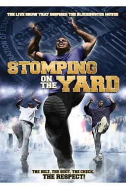 Stomping on the Yard DVD Cover Art