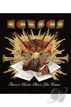 Kansas: There's Know Place Like Home DVD Cover Art