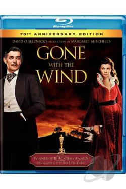 Gone With the Wind BRAY Cover Art