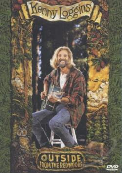 Kenny Loggins Outside - From the Redwoods DVD Cover Art