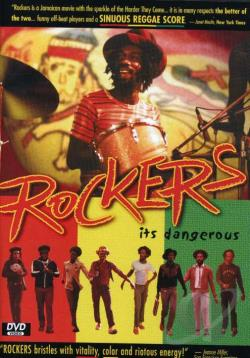 Rockers DVD Cover Art