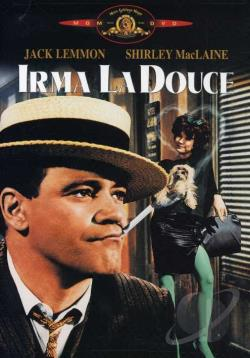 Irma La Douce DVD Cover Art