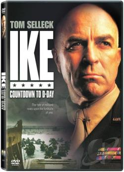 Ike: Countdown to D-Day DVD Cover Art