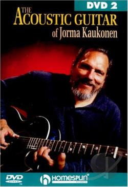 Acoustic Guitar of Jorma Kaukonen - Vol. 2 DVD Cover Art