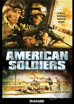 American Soldiers DVD Cover Art