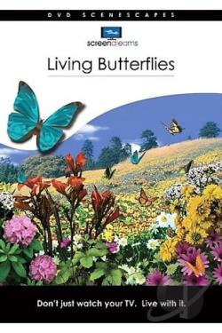 Living Butterflies DVD Cover Art