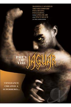 Prey of the Jaguar DVD Cover Art