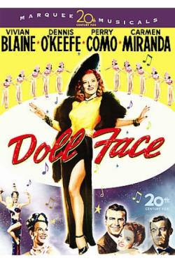 Doll Face DVD Cover Art
