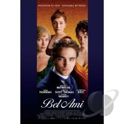 Bel Ami DVD Cover Art