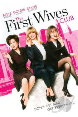 First Wives Club DVD Cover Art