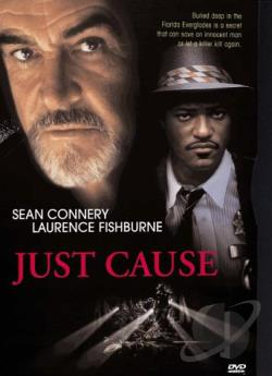 Just Cause DVD Cover Art