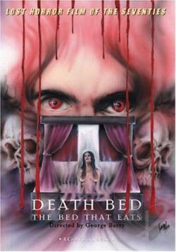 Death Bed: The Bed That Eats DVD Cover Art