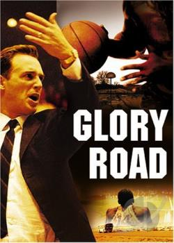 Glory Road DVD Cover Art
