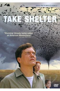 Take Shelter DVD Cover Art