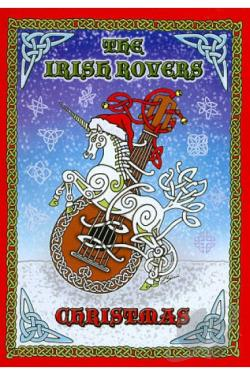 Irish Rovers: Christmas DVD Cover Art