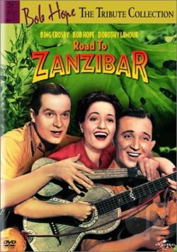 Road to Zanzibar DVD Cover Art