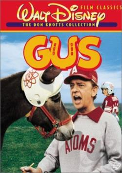 Gus DVD Cover Art