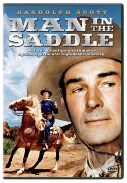 Man in the Saddle DVD Cover Art