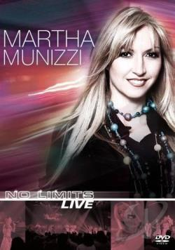 Martha Munizzi - No Limits DVD Cover Art