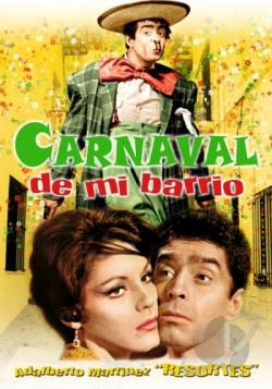 Carnival De Mi Barrio DVD Cover Art