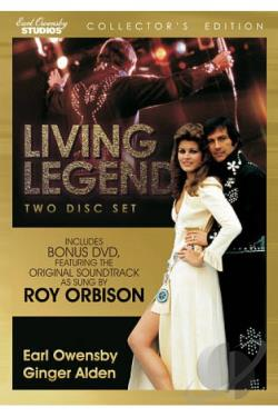 Living Legend DVD Cover Art