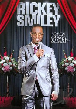 Rickey Smiley: Open Casket Sharp DVD Cover Art