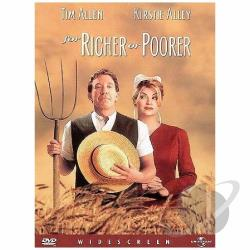 For Richer or Poorer DVD Cover Art