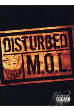 Disturbed - M.O.L. DVD Cover Art