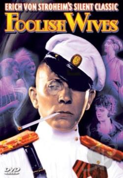 Foolish Wives DVD Cover Art